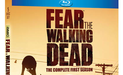 Own The Walkers Now! Fear The Walking Dead Blu-Ray Giveaway!