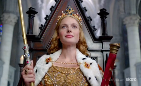 Starz Announces VERY Early Renewal of Black Sails, Debuts New Trailer for The White Queen
