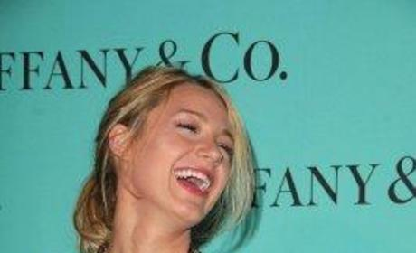 Blake Lively Shines at Tiffany & Co. Event