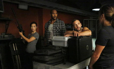 Grade Agents of S.H.I.E.L.D. Season 2 Midseason