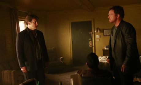 Things Get Tense - Castle Season 8 Episode 6
