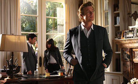 Leslie Hope Previews Date Night on The Mentalist