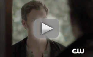 The Vampire Diaries Clip: Knock, Knock....