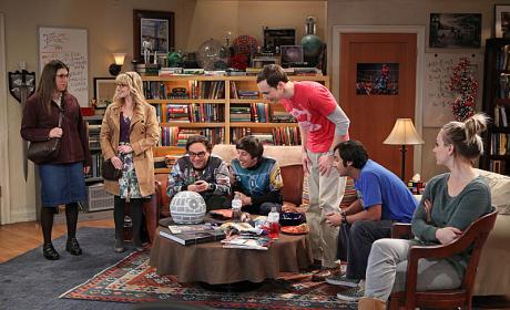 Grade The Big Bang Theory Season 7 now!