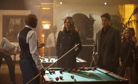 And a Great Jacket - Castle Season 7 Episode 3