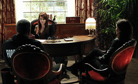 CSI First Look: The Return of Melinda Clarke
