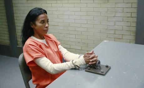 Khandi Alexander on Scandal