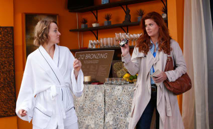 The Mysteries of Laura Season 1 Episode 8 Review: The Mystery of the Mobile Murder