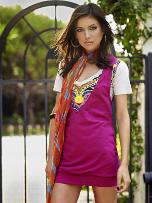 Jessica Stroup Photograph