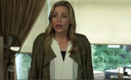 Covert Affairs Review: River of Dreams