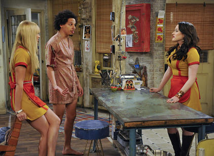 Watch 2 Broke Girls Season 3 Episode 16 Online