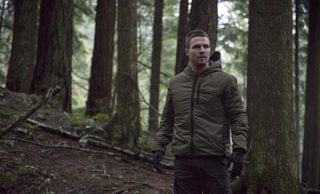 Where Did He Go? - Arrow Season 3 Episode 14