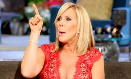 The Real Housewives of Orange County Review: Tamra Barney Doesn't Back Down