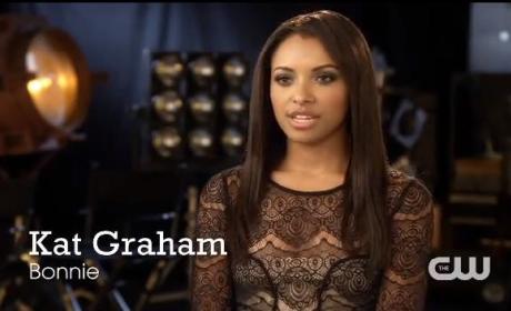 Kat Graham Interview