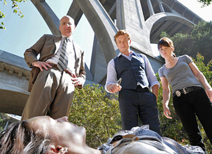 Watch The Mentalist Season 2 Episode 2 Online