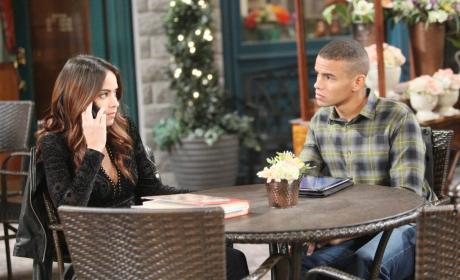 Ciara and Theo - Days of Our Lives