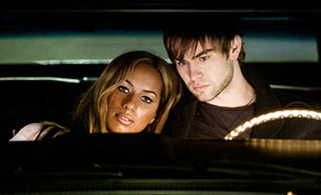 Leona Lewis Turns Down Chace Crawford Kiss