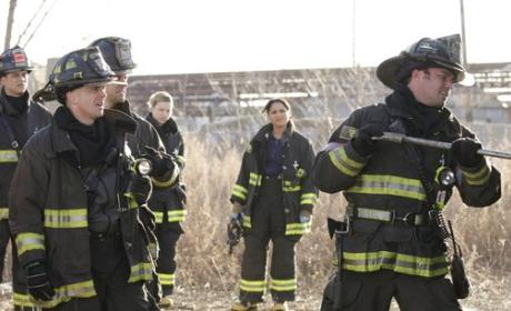 Chicago Fire Review: Heading for Madrid