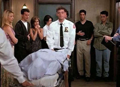 Watch Friends Season 2 Episode 3 Online