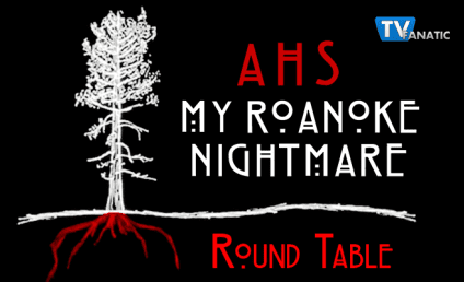 "American Horror Story Round Table: ""Murde"" House"