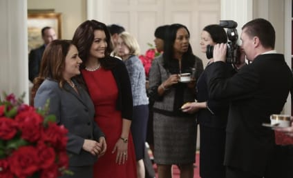 Scandal Season 4 Episode 14 Photo Preview: What's Up At the White House?