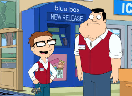 Watch American Dad Season 9 Episode 18 Online