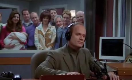 Frasier Series Finale Final Scene