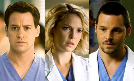 Grey's Anatomy Spoilers: George's Exit Strategy