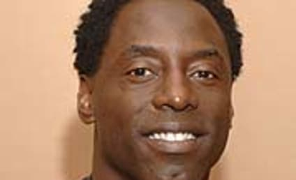 Isaiah Washington: Life is Good On Set