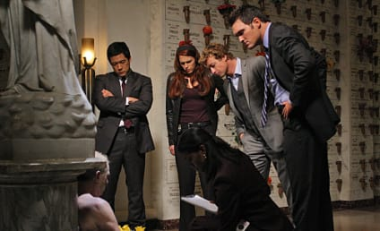 Red John to Terrorize Again on The Mentalist