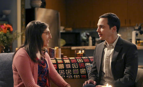 Their First Night - The Big Bang Theory