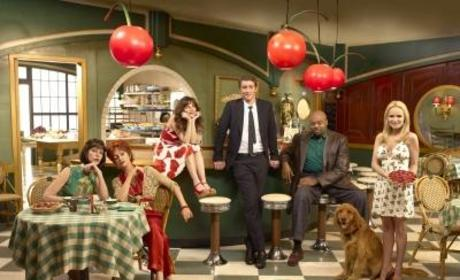 Pushing Daisies Cast Pic