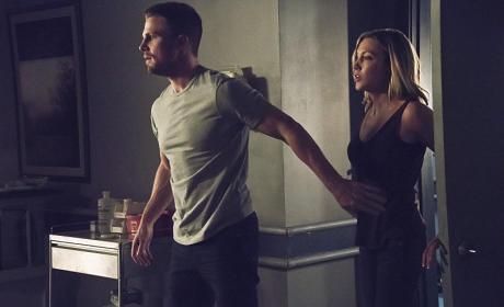 Spotted! - Arrow Season 4 Episode 5