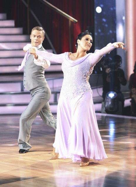 Ricki Lake on Dancing With the Stars