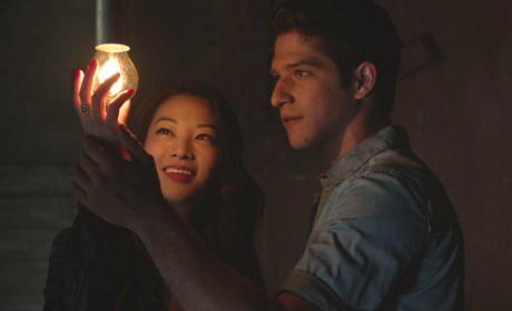 A Promise to the Dead Scene - Teen Wolf Season 4 Episode 11