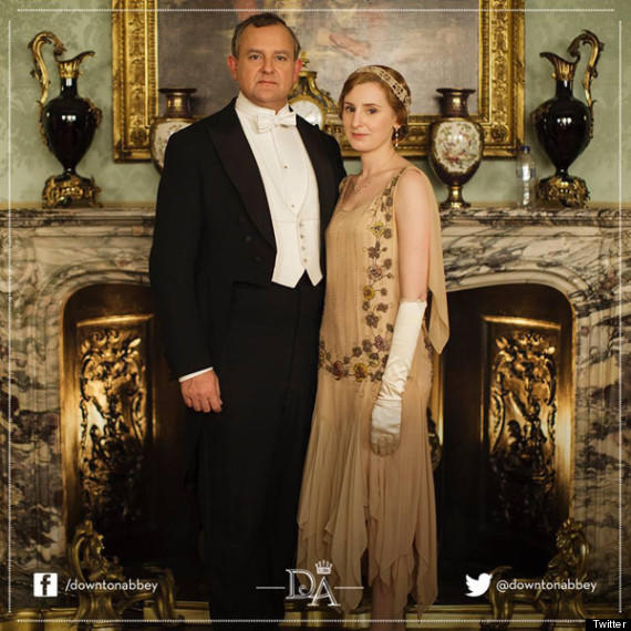 Downton Abbey Promo Image
