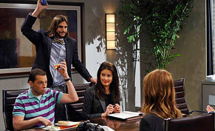 Two and a Half Men Review: Awful Alan