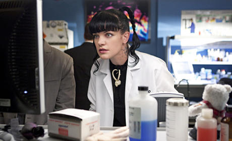 NCIS Scoop: Whose Eyeball Was That?!