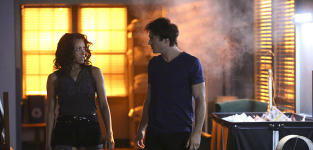 The Vampire Diaries Spoiler Pics: Who's Being Held Hostage?