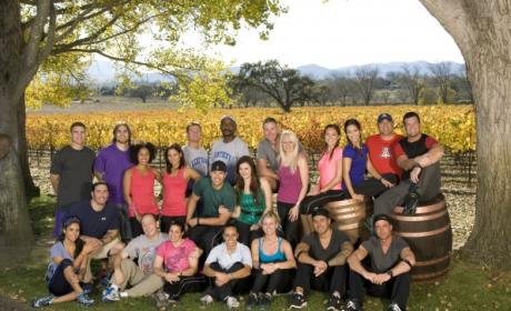 The Amazing Race 20 Cast Photo
