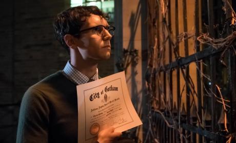 I'm Sane - Gotham Season 3 Episode 3