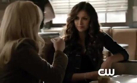 The Vampire Diaries Clip: Playing Nice?