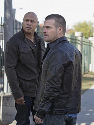 Agents Callen and Hanna
