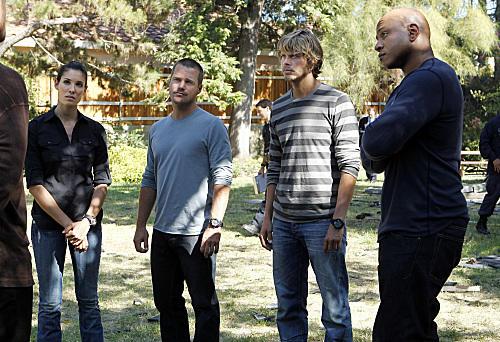The NCIS: LA Fab Four