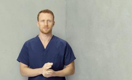 Grey's Anatomy Questions and Answers From Kevin McKidd