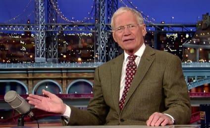 David Letterman Announces 2015 Retirement