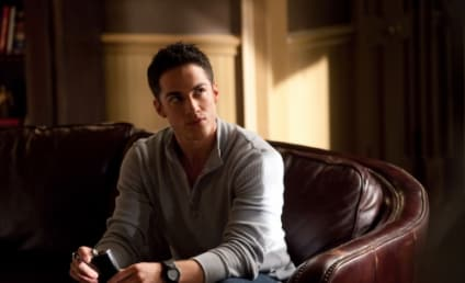 "Vampire Diaries Star Michael Trevino Talks ""Lockwood Curse"" with TV Fanatic"