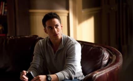 "Vampire Diaries Star Michael Trevino Talks ""Lockwood Curse"" with TV Fanatic"