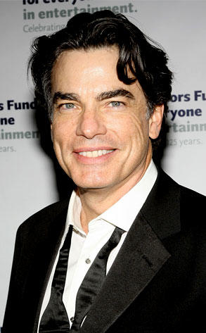 Peter Gallagher Pic