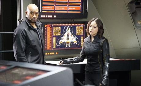 Agents of S.H.I.E.L.D. Season 3 Episode 13 Review: Parting Shot